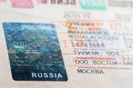 Długa droga do wizy Rosja